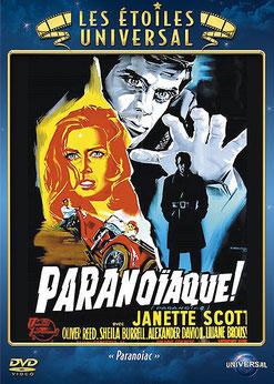 Paranoïaque de Freddie Francis - 1963 / Thriller - Horreur