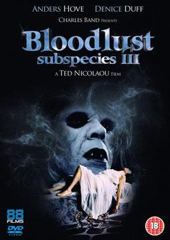 Bloodlust - Subspecies 3 de Ted Nicolaou - 1994 / Horreur