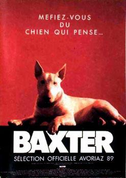 Baxter de Jérôme Boivin - 1989 / Fantastique