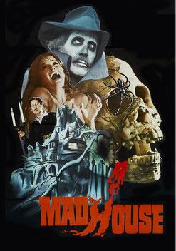 Madhouse de Jim Clark - 1974 / Horreur