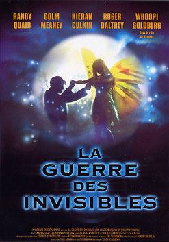 La Guerre Des Invisibles de John Henderson - 1999 / Fantastique