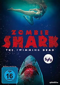 Zombie Shark de Misty Talley - 2015 /  Science-Fiction / Animal Tueur