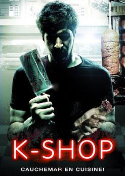 K-Shop de Dan Pringle - 2016 / Thriller - Horreur