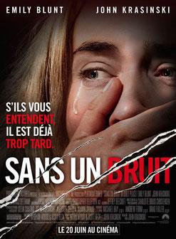 Sans Un Bruit de John Kasinski - 2018/ Horreur