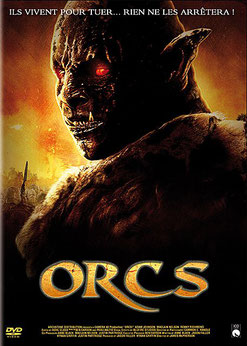Orcs de James McPherson - 2011 / Fantastique - Horreur