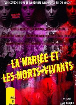 La Mariée Et Les Morts-Vivants de Arno Puquet (2019)
