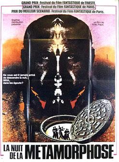 La Nuit De La Métamorphose de Krsto Papic (1976)