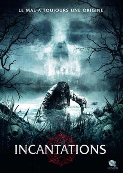 Incantations de Lukas Feigelfeld (2017)
