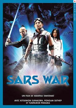 Sars War de Taweewat Wantha - 2004 / Comédie - Horreur