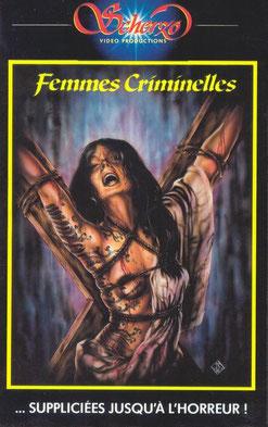 Femmes Criminelles de Teruo Ishii - 1968 / Horreur