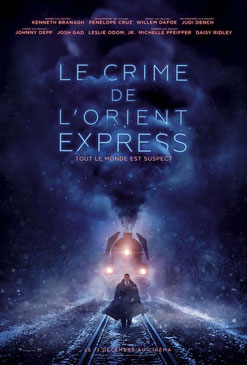 Le Crime de l'Orient-Express de kenneth Branagh - 2017 / Thriller
