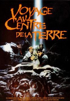 Voyage Au Centre De La Terre de Rusty Lemorande & Albert Pyu - 1988 / Science-Fiction - Fantastique
