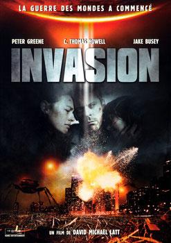 Invasion de David Michael Latt - 2005 / Science-Fiction
