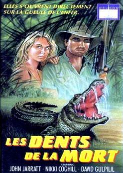 Les Dents De La Mort de Arch Nicholson - 1987 / Horreur - Animal Tueur