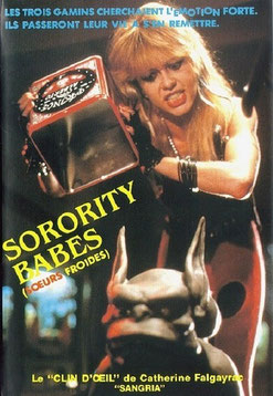 Sorority Babes - Sœurs Froides de David DeCoteau - 1988 / Horreur