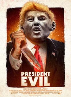 President Evil de Richard Lowry - 2018 / Slasher - Horreur