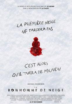 Le Bonhomme De Neige de Tomas Alfredson - 2017 / Thriller - Horreur
