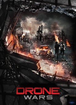 Drone Wars de Jack Perez (2016 / Science-Fiction)
