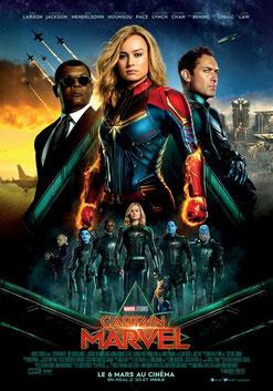 Captain Marvel d'Anna Boden & Ryan Fleck - 2019 / Fantastique