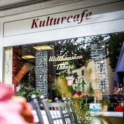 Foto Frontansicht des Kulturcafe Cheese - Café am Stern in Bochum