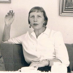 1958 in Bonn, Foto privat