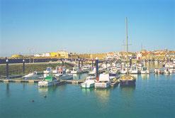 Der Fischerhafen von Peniche