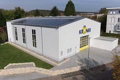 Luftbild Firmengebäude
