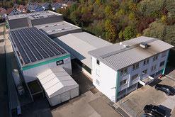 Luftbild Firmengebäude GL GmbH