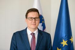 Slovenia Digital Minister Boštjan Koritnik