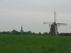 Mühlen im Selfkant und Umgebung