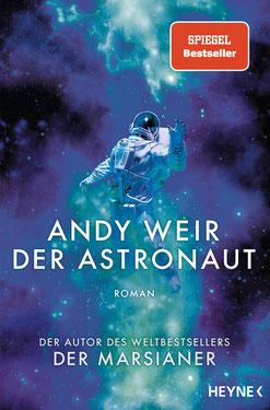 Der Astronaut von Andy Weir - Buchtipp