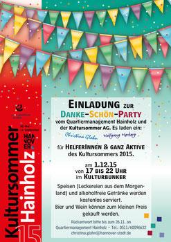 DANKE-SCHÖN-PARTY