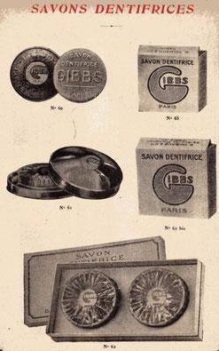 Catalogue de 1927