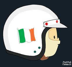 Helmet Lingard Goulding by Muneta & Cerracín