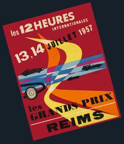 IIº Grand Prix de Reims de 1957