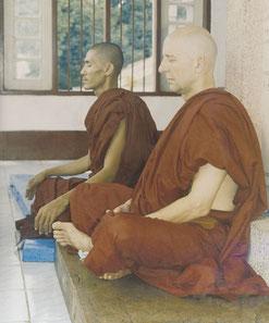 Meditation - schauen was passiert wenn nichts passiert.