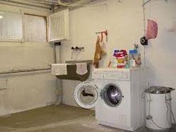 Nichtbenutzen der Waschmaschine entbindet  nicht von der Zahlungspflicht.