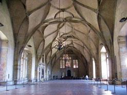 Prager Burg, Alter Königspalast, Wladislawsaal