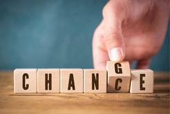 Chance zur Veränderung