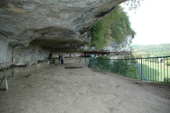 PHOTOS La Roque St Christophe CLIQUEZ