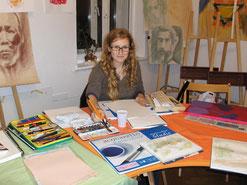 allievi Scuola d'Arte UNINT Trieste