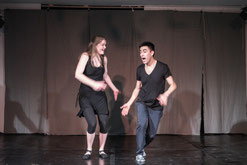 Salsa Tanztheater Projekt 2015