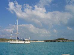 Passoa 47 aux Bahamas