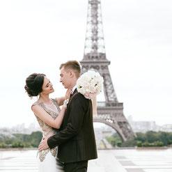 Церемония для двоих в Париже