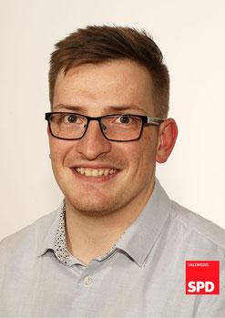 Robert Drews, Vorsitzender der SPD Salzwedel