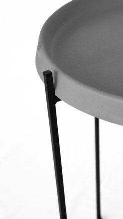 OKED Beton  Beistelltisch Couchtisch  Wohnzimmertisch  Sofatisch Esstisch fattoAmano Beton Design