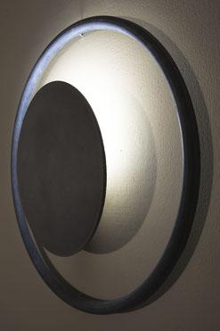 LUNA Beton Design Leuchte Wandlampe lampe minimalistisch modern fattoAmano