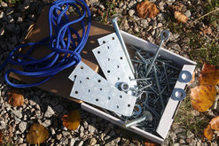 Bild: Schraubensatz von Seifenkiste-Bausatz.de