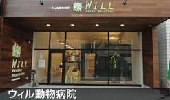 川越市 ウィル動物病院