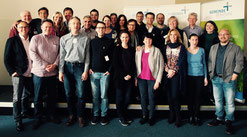 Peter Riedl, Trainingsgruppe, Church Basics, BFP, Gemeindeberatung
